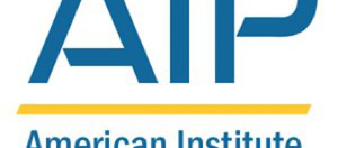 Impact Factors Rise for Key AIP Journals