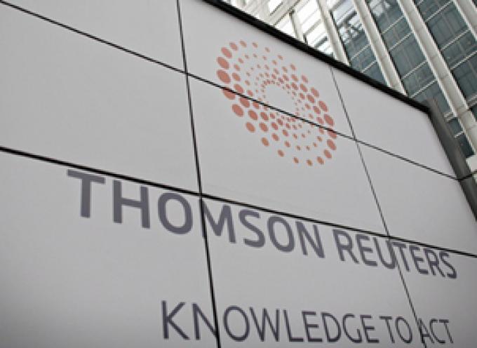 Thomson Reuters launches Academic Reputation Survey for 2012