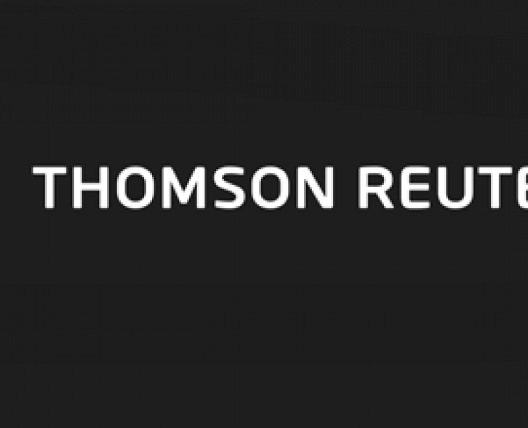 Thomson Reuters names Hottest Scientific Researchers and Papers of the year