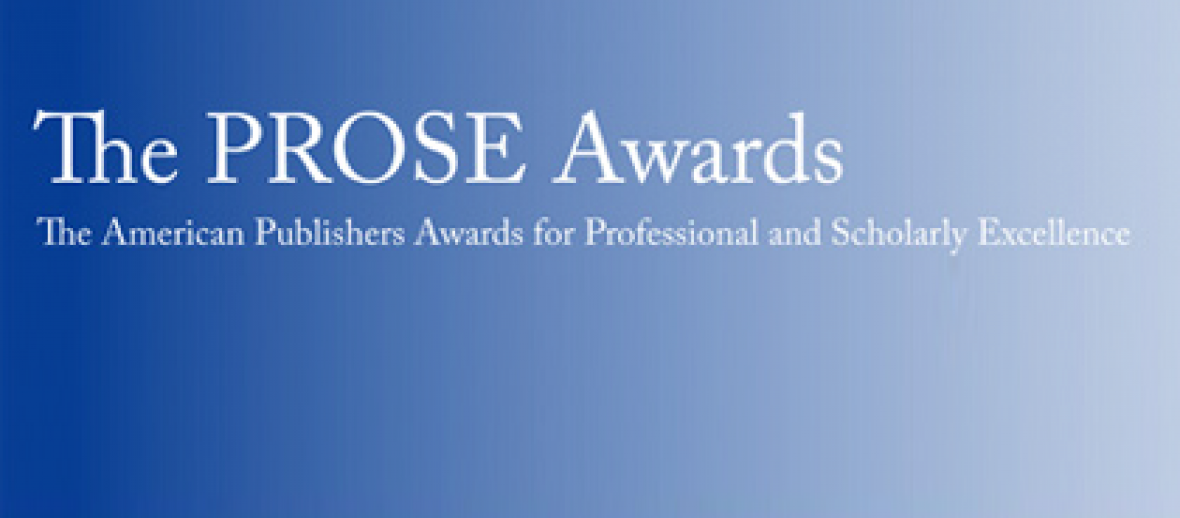 Elsevier Honored with Six PROSE Awards
