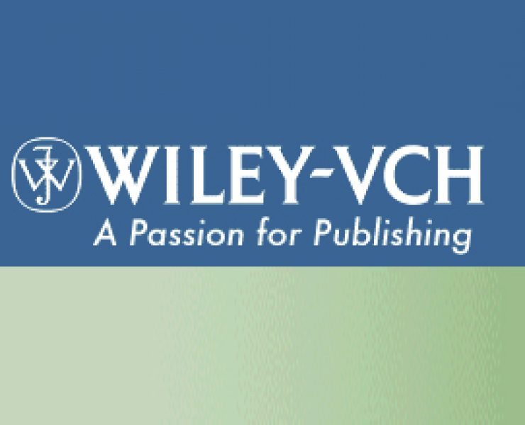Wiley-VCH and ACES to Launch Organic Chemistry Journal Rooted in Asia