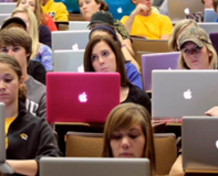 Online Academic Material Has Costs Too – Students often don't expect to pay for online educational resources!