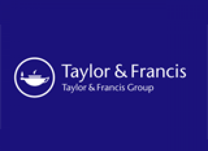 Taylor & Francis rolls out CrossMark and FundRef across Taylor & Francis Online