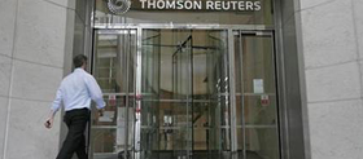Thomson Reuters Completes Acquisition Of Markmonitor