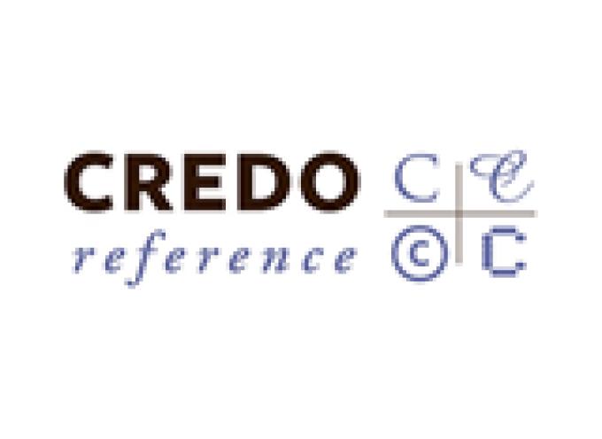 Credo Reveals Refreshed Platform for Online Reference Service