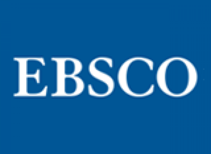 Agreement between California Digital Library and EBSCO Information Services  Adds More Than 30,000 Publications to EBSCO Discovery Service