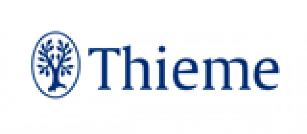 Thieme makes scientific and research publications available through Research4Life