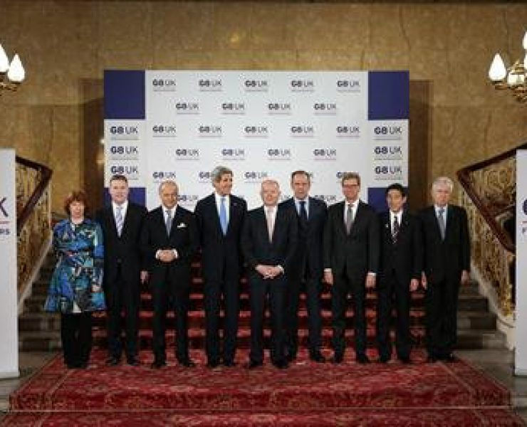G8 science ministers' recommendations on access to research