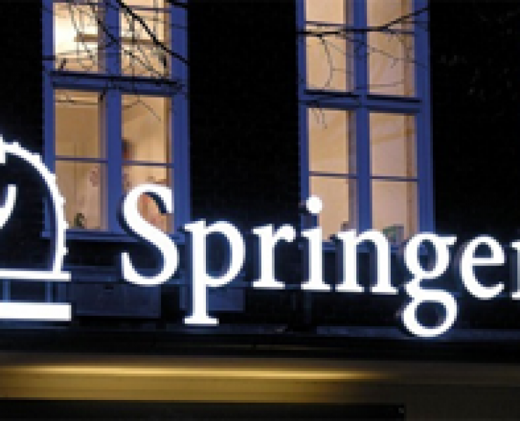 Publisher Springer Science to Raise $993 Million in IPO