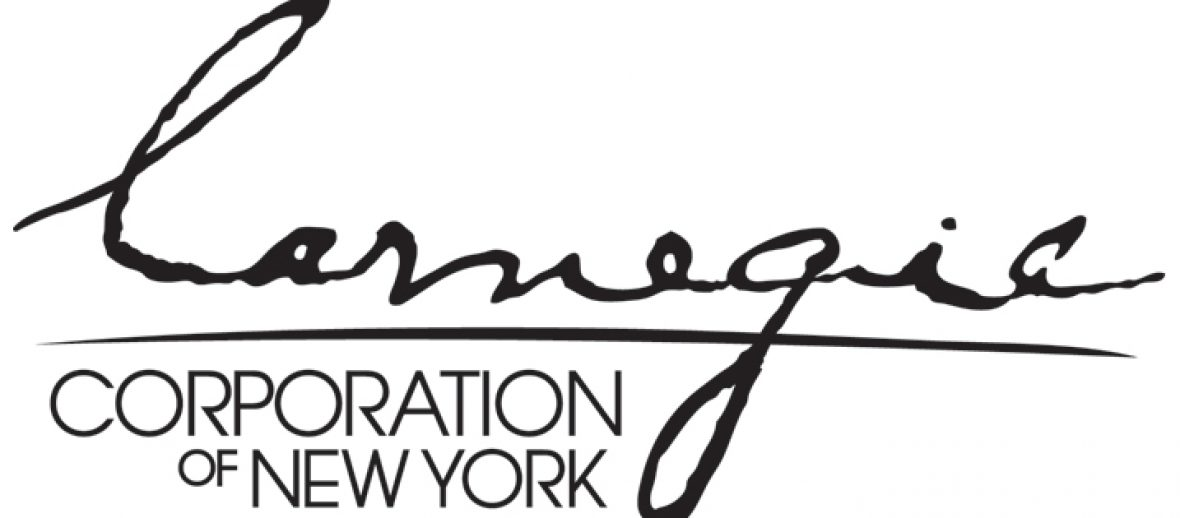 Columbia University Libraries Receives $2.2 Million Grant from Carnegie Corporation of New York