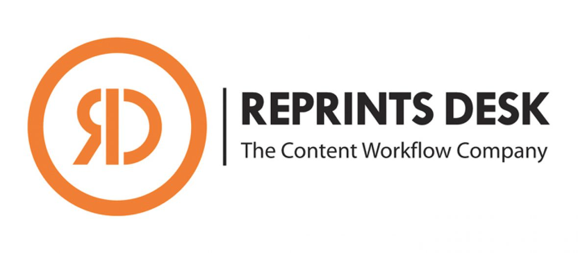 Reprints Desk Named One of the Most Influential Companies in the Digital Content Industry for Sixth Consecutive Year