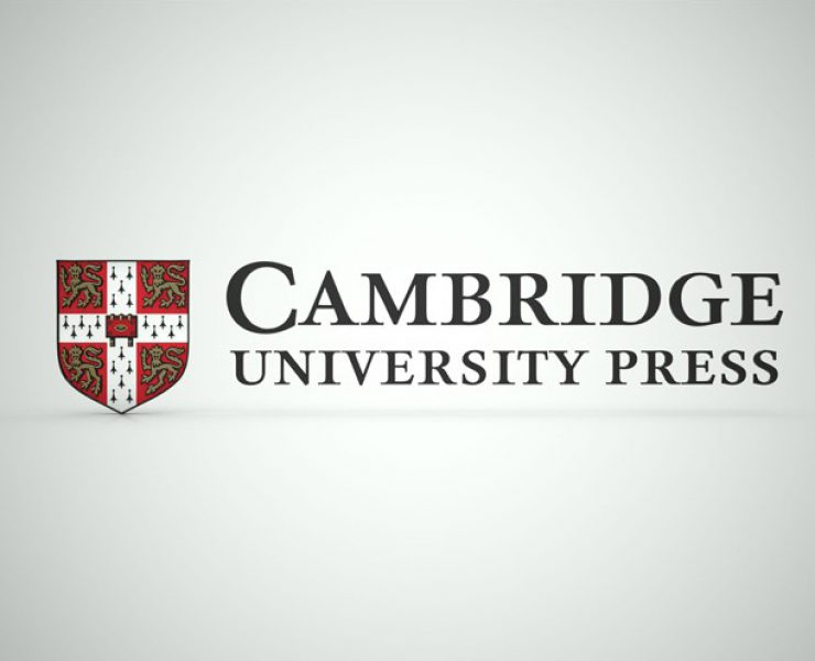 Cambridge University Press Appoints new Academic Senior Vice President