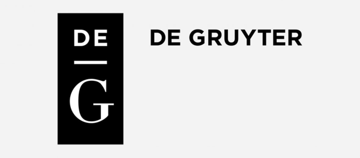 Open Access at De Gruyter strengthened and integrated