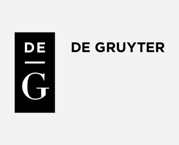 De Gruyter launches new imprint: De|G Press