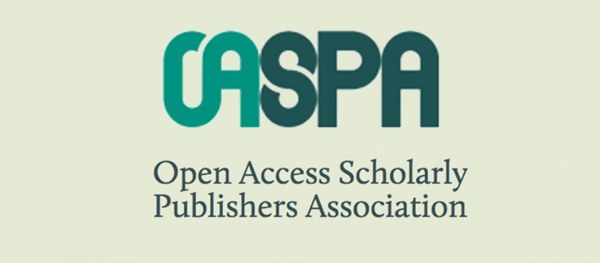OASPA Board announces recent changes to OASPA team