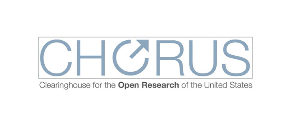 CHORUS announces pilot initiative to aid academic community effectively comply with the US Funder Public Access requirements