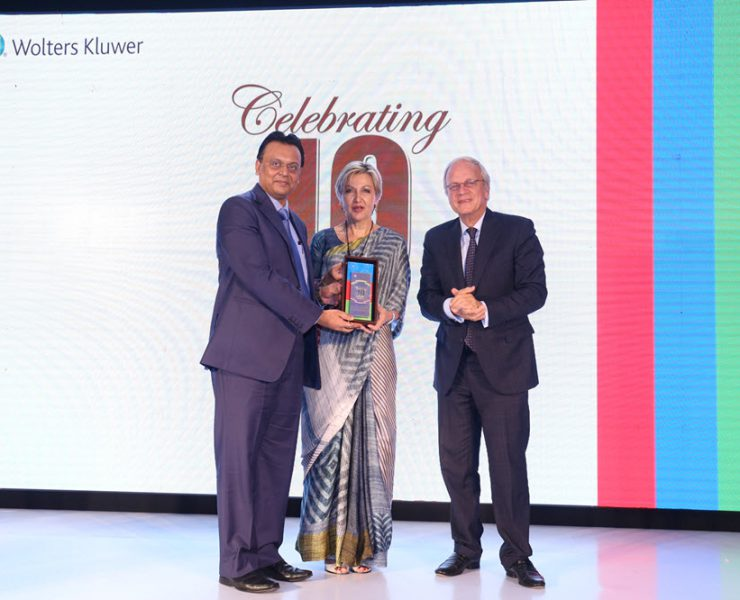 Wolters Kluwer Celebrates 10 Years in India