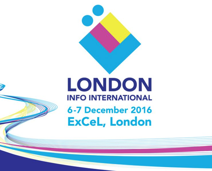 London Info International – Exciting showfloor programme announced & Disruptor zone finalists are unveiled