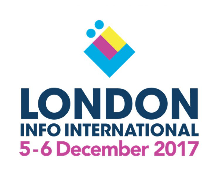 London Info International 2017 opens its doors in just one week.