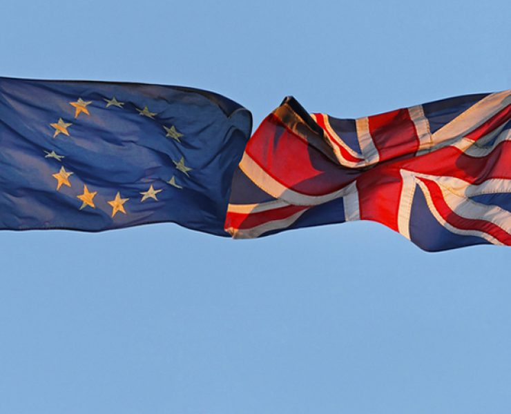 Brexit & UK research: EU vs non-EU collaboration