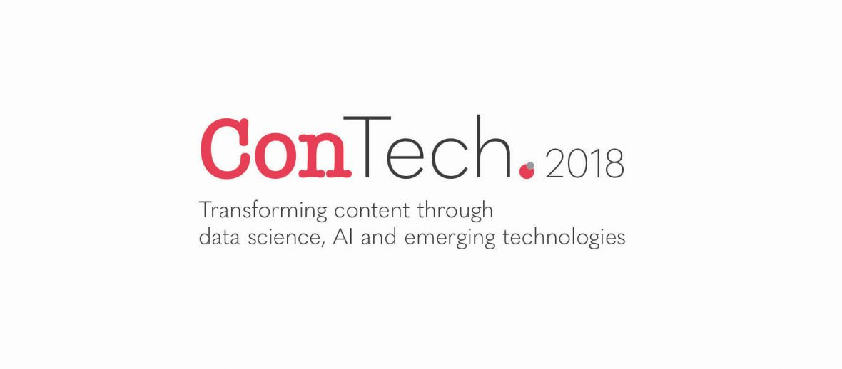 ConTech 2018 announces major new collaboration with DataBeers.