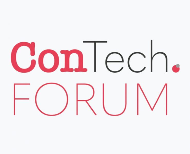 ConTech Forum takes place this Friday 21st June.